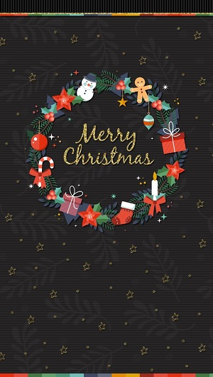 Marry Christmas Wishes and Message wallpaper for iPhone XS Max - iPhone XS and iPhone XR