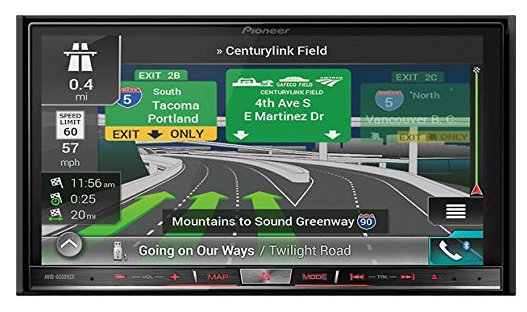 Pioneer Best CarPlay Receiver for iPhone