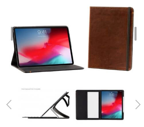 Pad&Quill iPad Pro case
