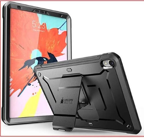 iPad pro Bumper Kickstand Case