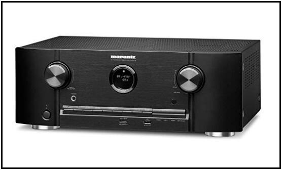 airplay 2 supported Marantz AV Receiver SR5013 Channel Auro 3D IMAX Enhanced Dolby Surround Sound100W 2 Zone Power