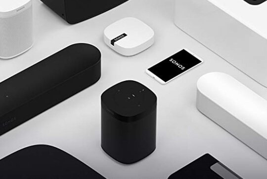 airplay 2 supported Sonos Speaker sound bar