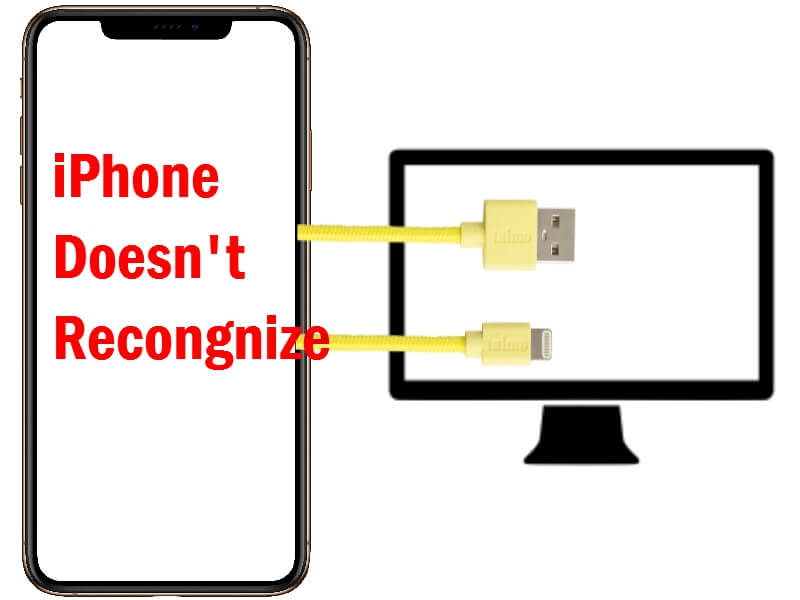 iPhone XS Max Not Connecting to Computer