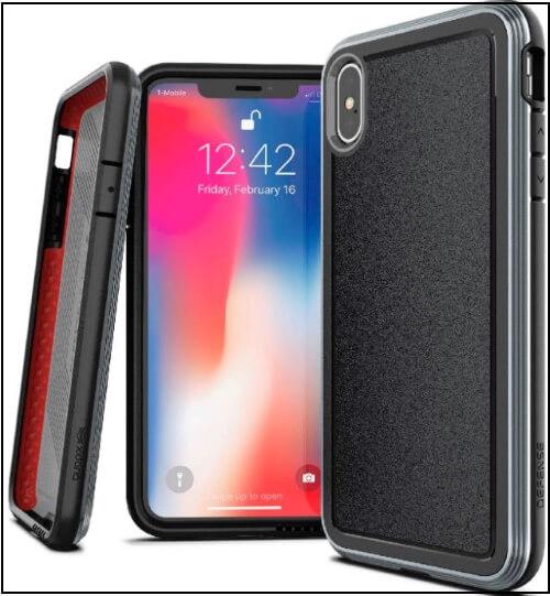 iPhone XS Max Case Defense Ultra