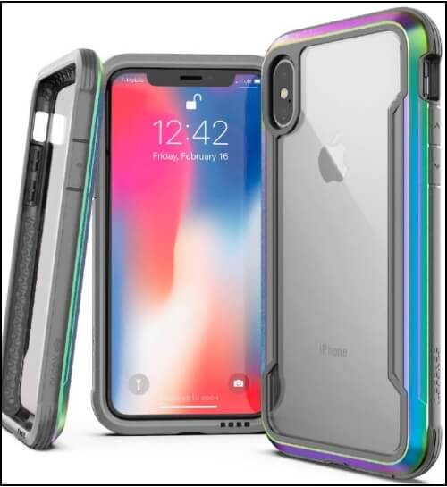 iPhone XS Max Case Defense Shield