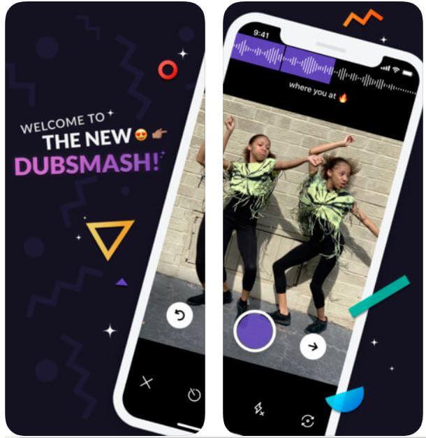 dubsmash App for TikTok Alternatives of 2019
