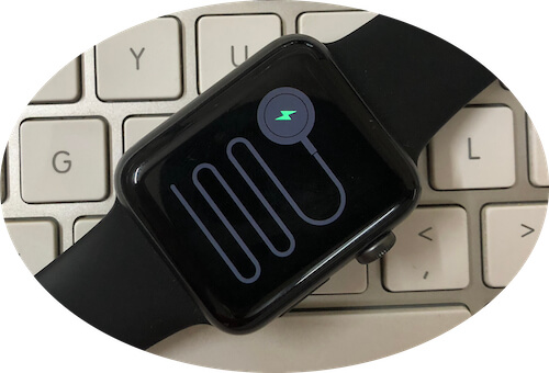 Apple Watch Stuck on Green Charging Snack