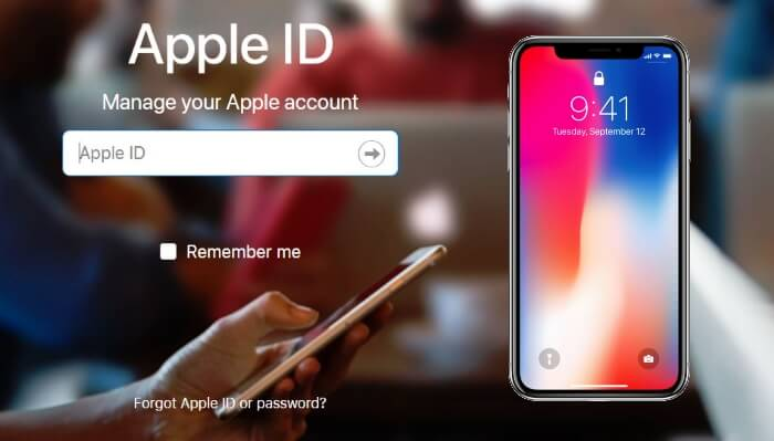 change Apple ID on iPhone or Without iPhone