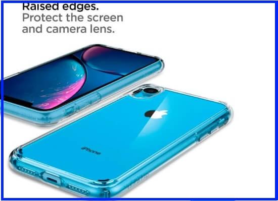 Spigen Ultra Hybrid Designed for Apple iPhone XR Case