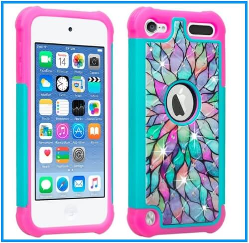 Wydan Studded ipod touch 7 case
