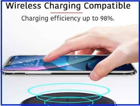ESR Slim Clear Soft TPU Case for iPhone XR Case