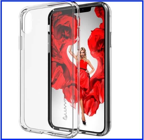 Luvvitt iPhone XR Case Clear