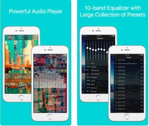 Best EQ player app for iPhone and iPad