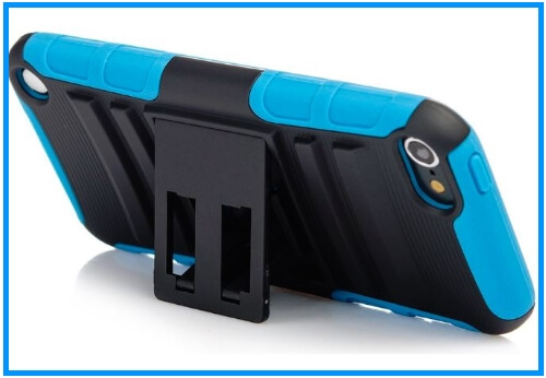 Kickstand Case for kids - iPod Touch 7 Case