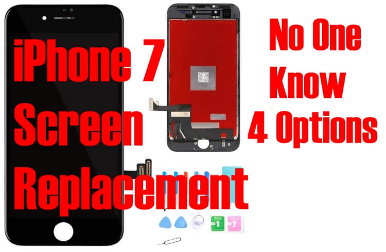 iPhone 8 and iPhone 7 Screen Replacement Guide