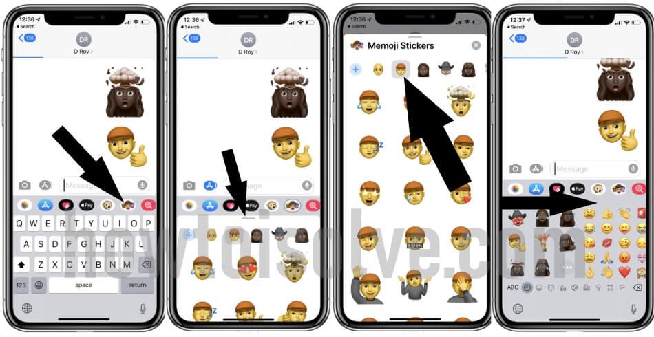 How to Use memoji in iOS 13 on iPhone and iPad