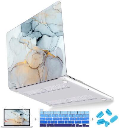 Mektron Protective Hardshell Case for MacBook Pro 2019