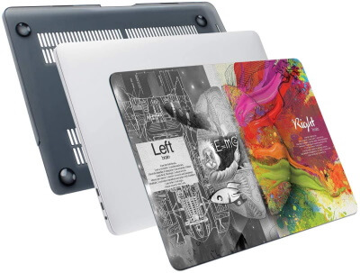 TwoL Printed Case for MacBook Pro 16-inch