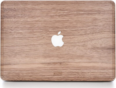 WOODWE Real Wood MacBook Skin for Mac Pro 16 inch Touch Bar Edition