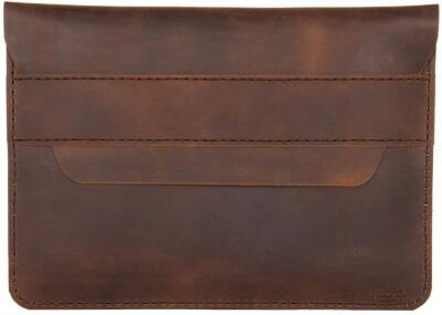 hecho. Handmade Leather Sleeve