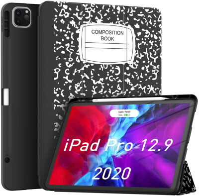 Soke Book Cover for iPad Pro 12.9-inch