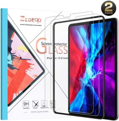 Ztotop High Definition Screen Protector