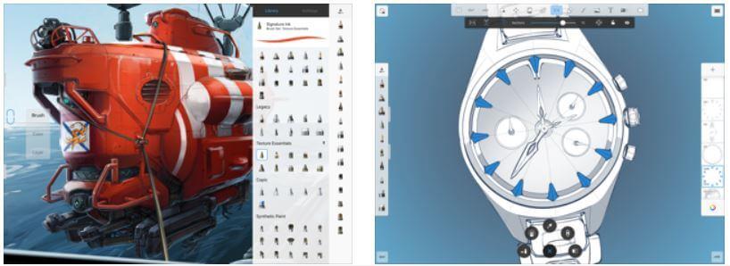 Best Designer Apps for iPad