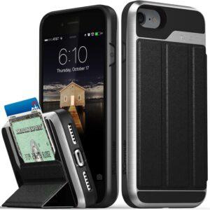 Best iPhone SE 2 wallet Case with back card holder