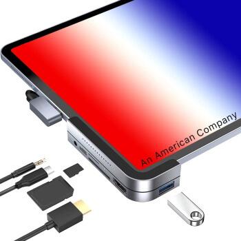 CharJenPro USB C for iPad Pro