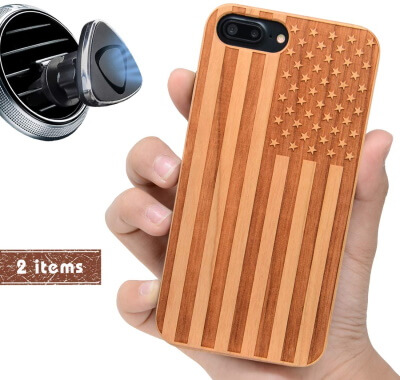 Flag Print Case for iPhone