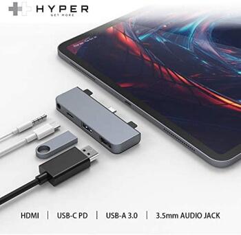 HyperDrive USB C Hub for MacBook