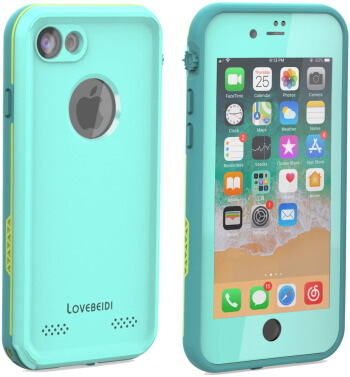 LOVE BEIDI Underwater iPhone SE 2 Case