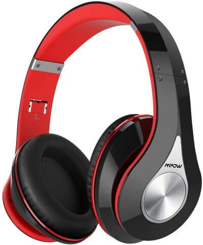 Mpow Over Ear Bluetooth Headphone