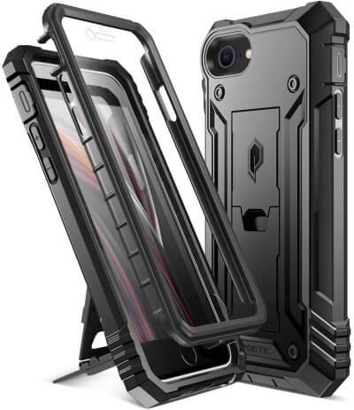 Poetic Dual-Layered Kickstand Case