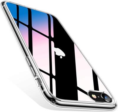 TORRAS Clear iPhone SE 2 Case