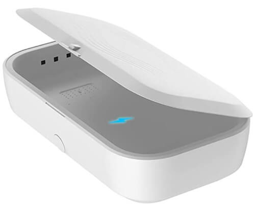UV Smart Phone Sanitizer for iPhone and Android