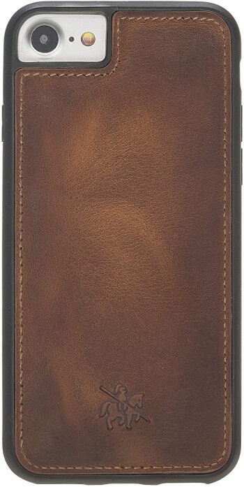 Venito Lucca Leather Snap On