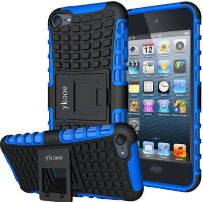 ykooe Bumper Case for iPod Touch