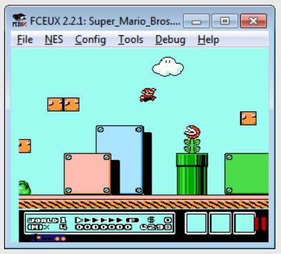 FCEUX Emulator for Cross Platform