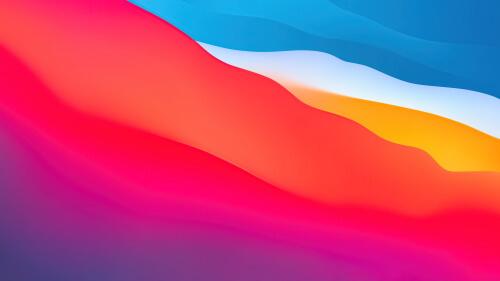 MacOS Big Sur Wallpaper 4k