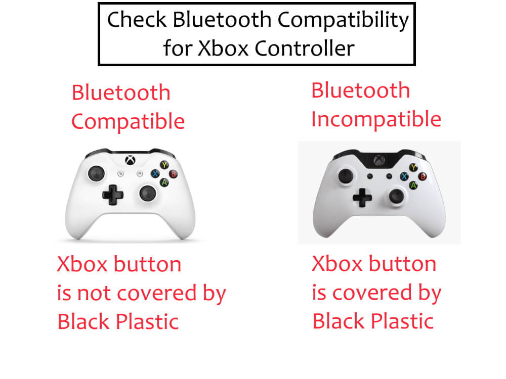 Check Xbox Controller Bluetooth Compatibility