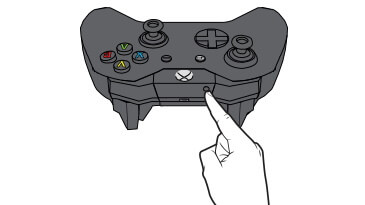 Press and hold Pairing Button