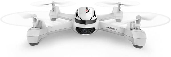 HUBSAN Drone with HD Camera and GPS