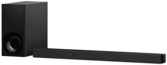 Sony Z9F Soundbar with Dolby Atmos