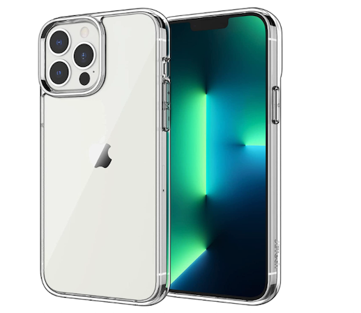 JETech Case for iPhone 13 Pro Max Clear