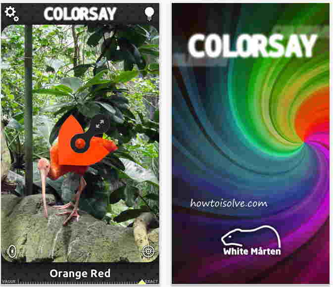 ColorSay paid apps now free from itunes