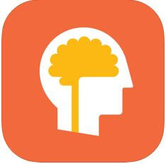 Lumosity Track Fitness in iOS