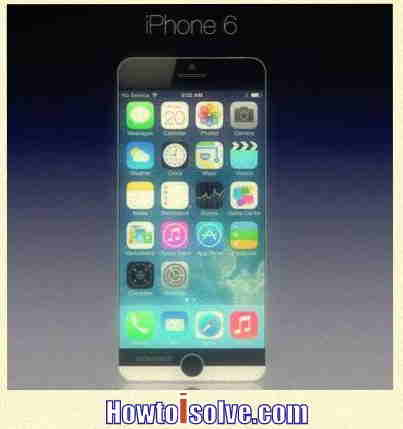 Specification of iPhone 6 - Best Features