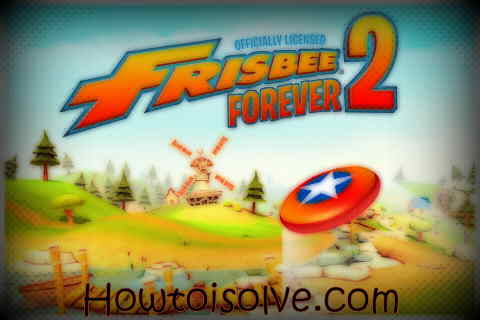 frisbberbee 2 forver for player
