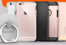 All Spigen iPhone 6 case in best desing